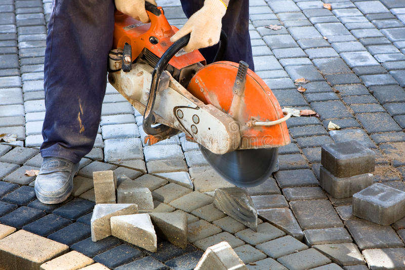 Download Tile paving stock photo. Image of building, curve, construct - 11806994
