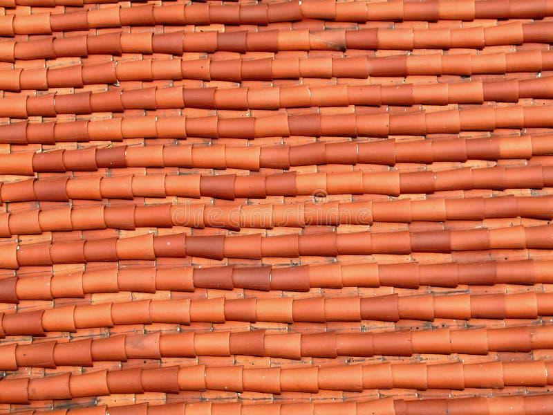 Download Tile roof stock image. Image of barbara, curve, shapes - 1233535