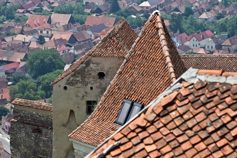 Download Tile roof stock image. Image of enlighten, tile, travel - 20701565