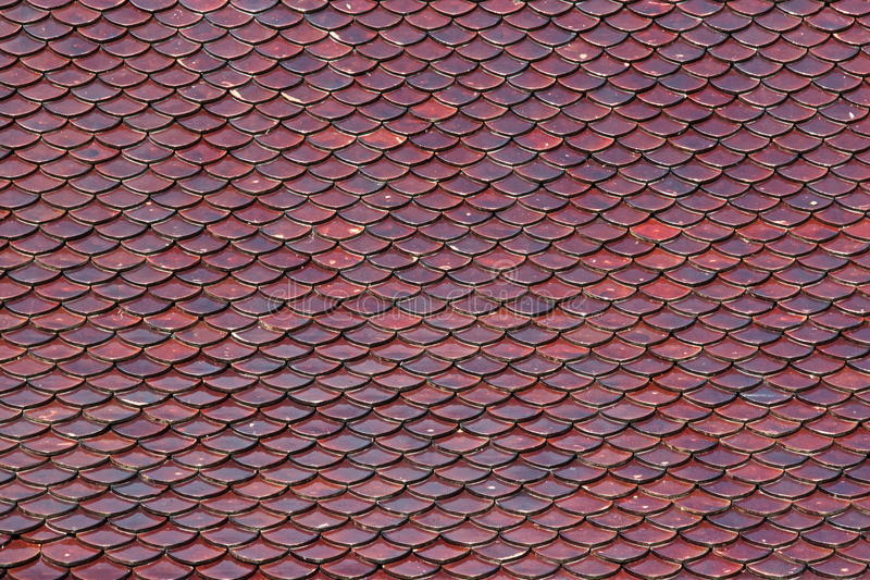 Download Tile roof. stock photo. Image of residential, clay, grunge - 20985600