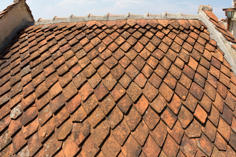Download Tile roof stock image. Image of outdoors, style, exterior - 21816921