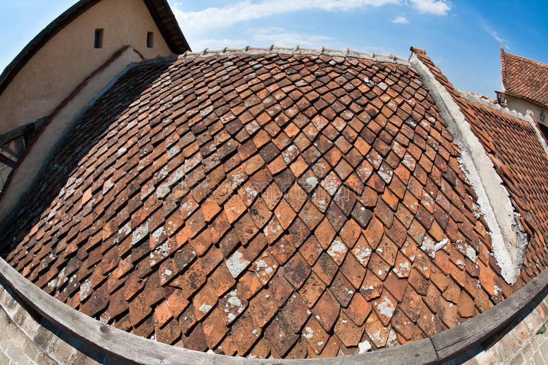 Download Tile roof stock image. Image of background, classic, style - 23575355