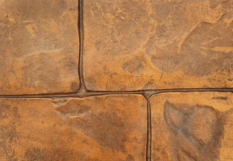 Tile stone floor texture background.  stock images