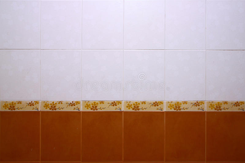 Tile Texture. In the barth room royalty free stock image