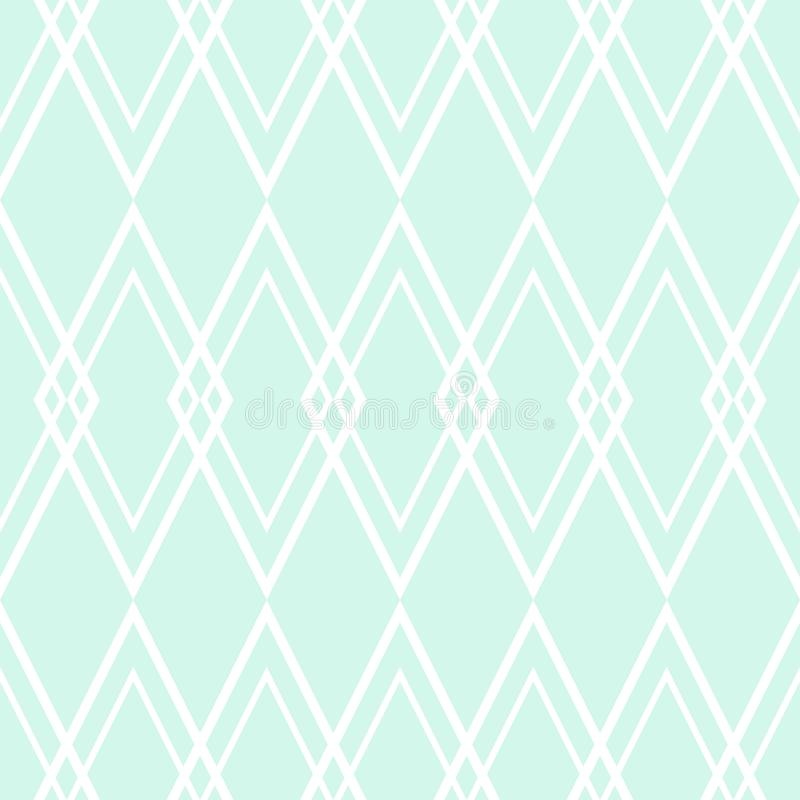 Download Tile Vector Pattern Or Mint Green And White Wallpaper Background Stock