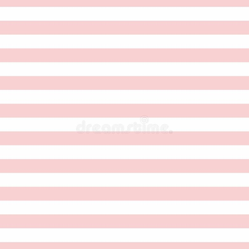 Tile vector pattern with pink and white stripes background vector illustration