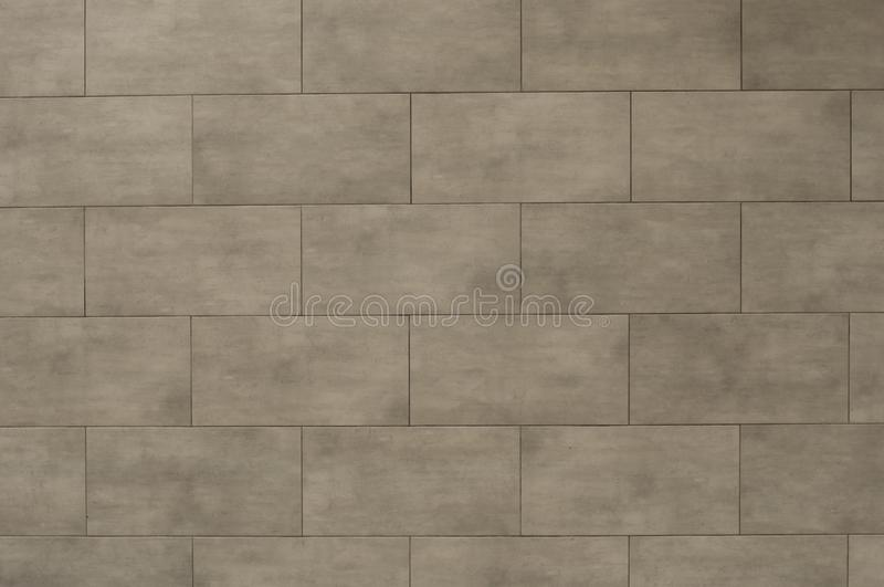 Tile wall background texture grey. Modern ceramic tile wall background texture grey pattern. Decoration royalty free stock images