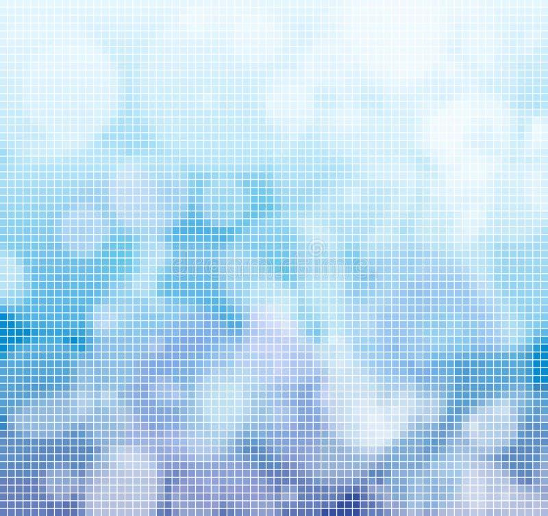 Download Tiled background stock illustration. Illustration of pattern - 15115940