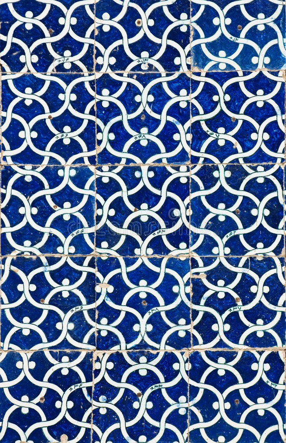 Tiled background royalty free stock photo