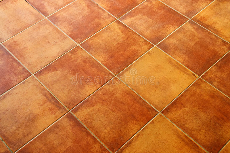 Tiled floor royalty free stock images