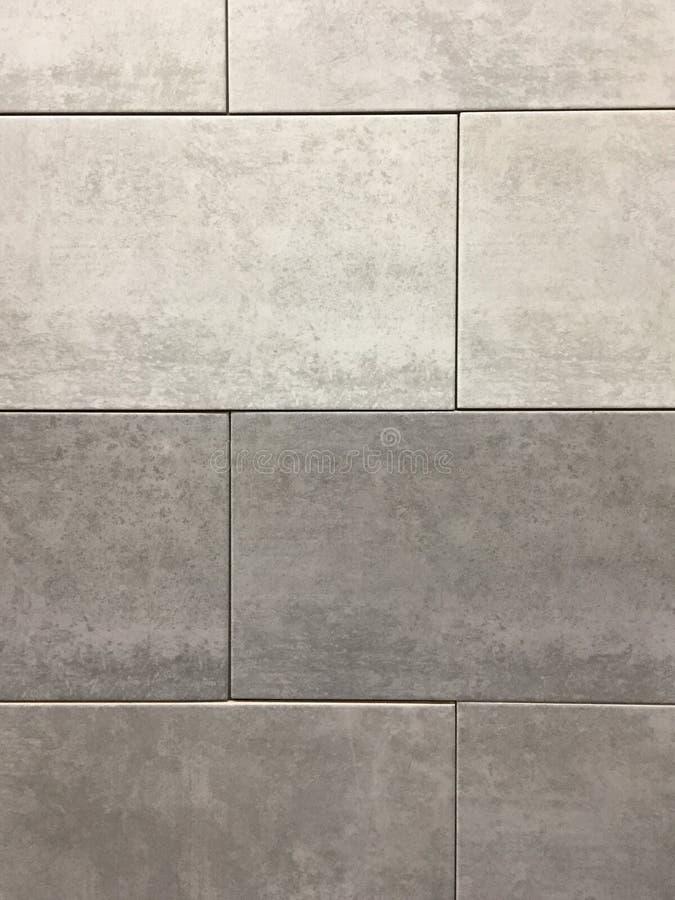 Tiled floor or wall background. Full frame tiled floor or wall background royalty free stock image