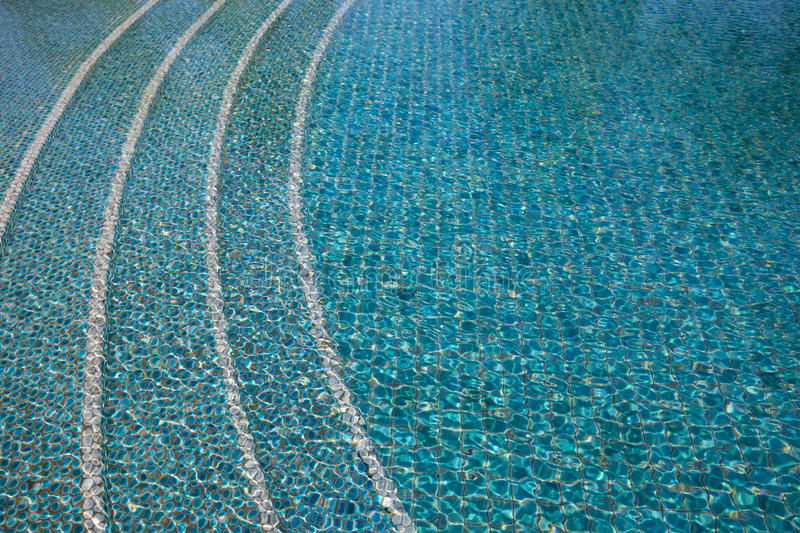 Download Tiled Swimming Pool stock image. Image of tiled, summer - 14222237