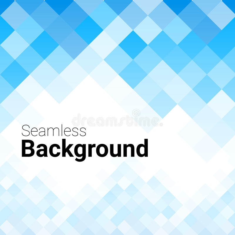 Tiles background. Seamless tiles background in modern design stock illustration