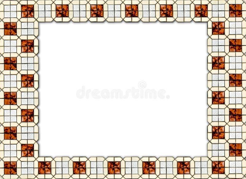 Download Tiles Frame stock photo. Image of border, interval, polygon - 12359192