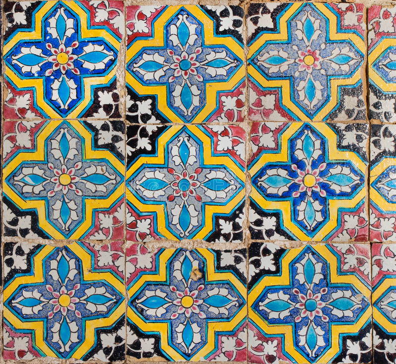 Middle Eastern Tile Patterns Tiles With Geometry Of