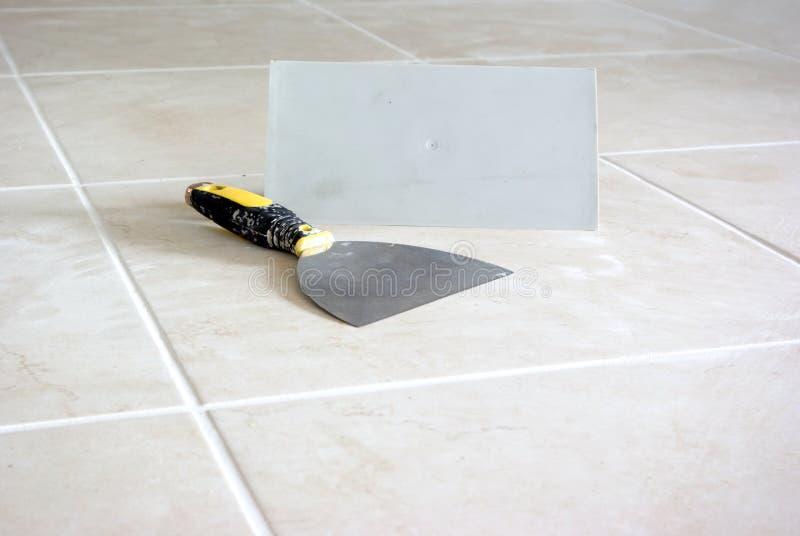 tiling конца стоковое фото rf