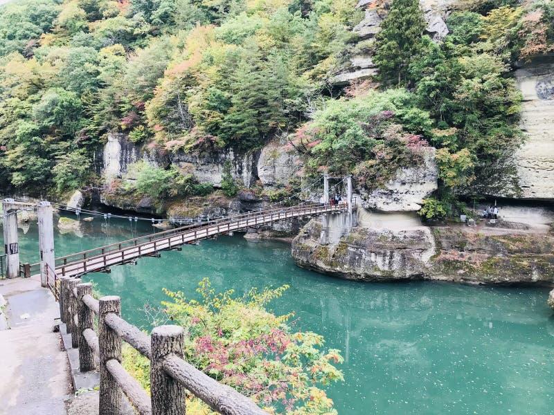 Till-ingen-Hetsuri in Japan royaltyfri foto