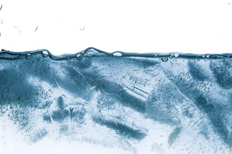 Is till och med vatten arkivbilder