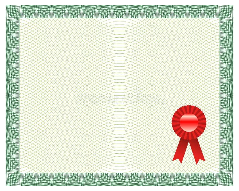 Download Tilldela Intyg Skyddsremsan Vektor Illustrationer - Illustration av boris, utmärkelsen: 19788758