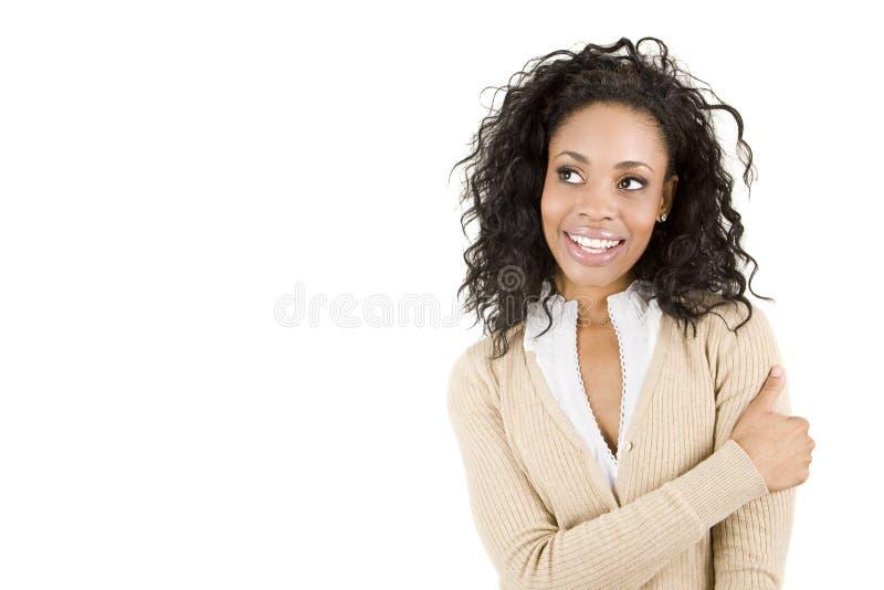 tillfällig kvinna för affär royaltyfria foton