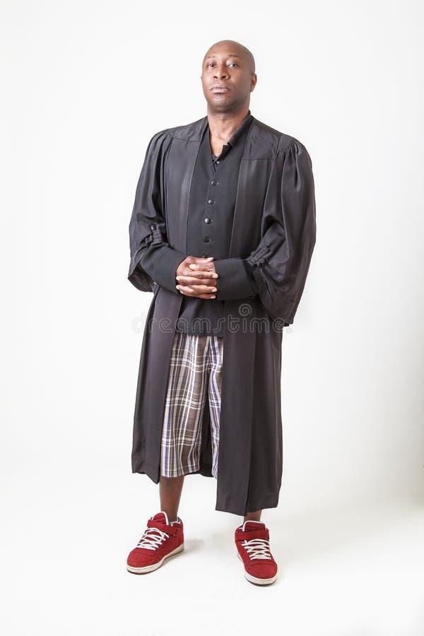 Tillfällig predikant royaltyfri foto
