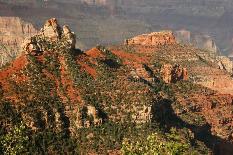 tillstånd för kant för arizona kanjon förenade storslagna norr arkivfoto