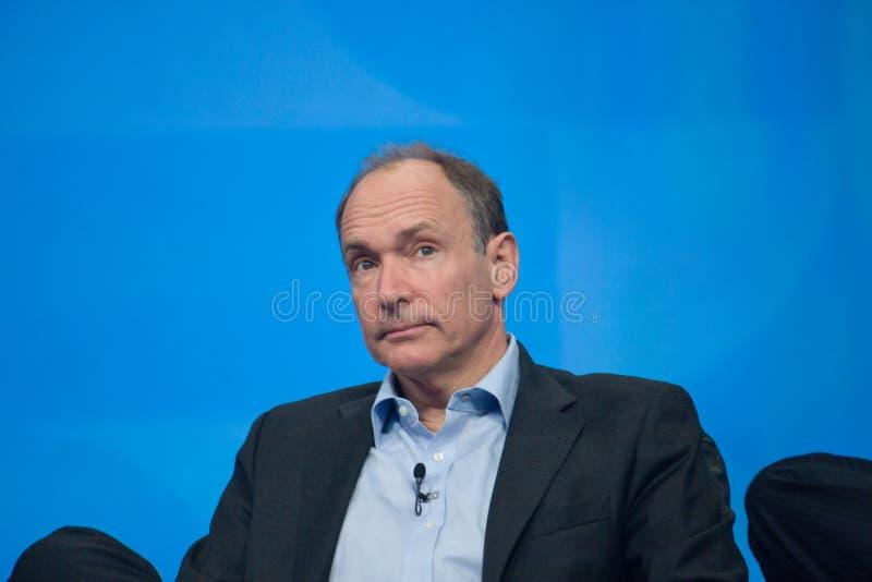 Tim Berners-Lee delivers address to IBM Lotusphere