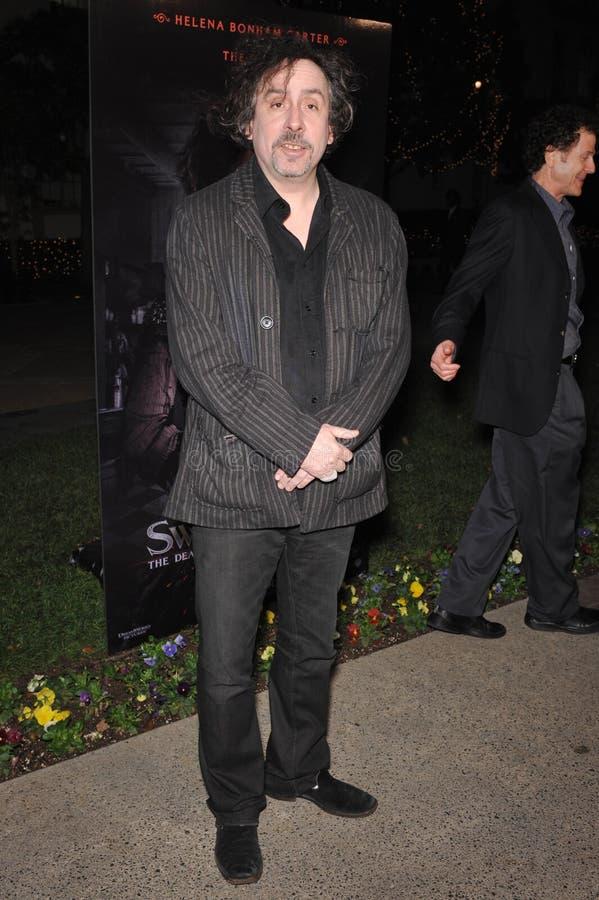 Tim Burton fotografia de stock