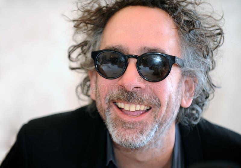 Tim Burton fotos de archivo libres de regalías