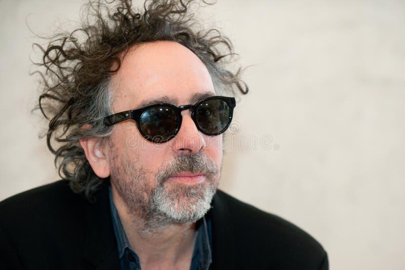 Tim Burton royaltyfria bilder
