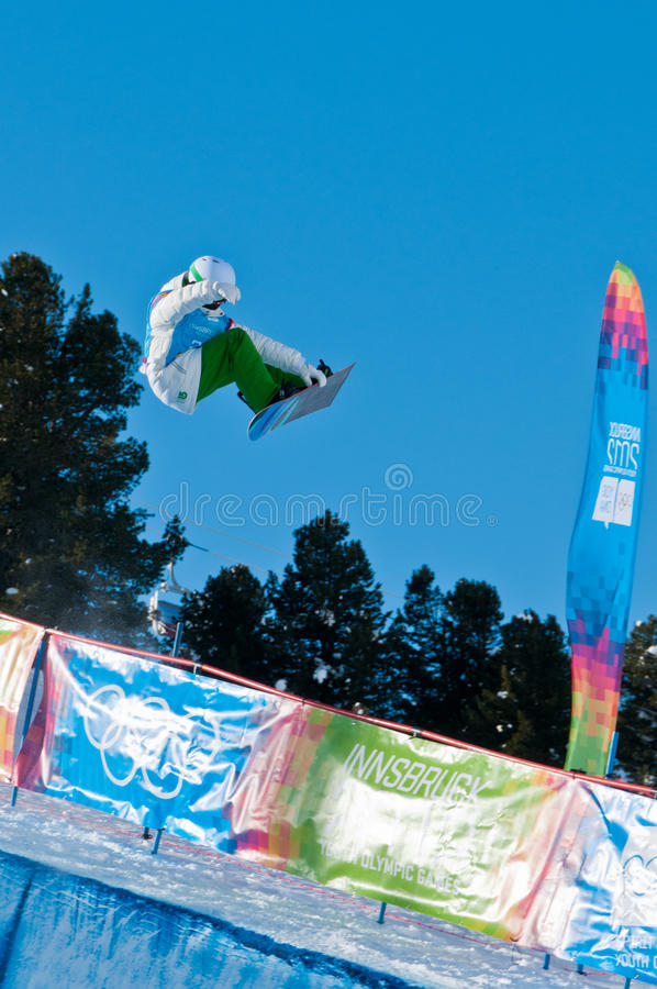 Tim-Kevin Ravnjak, De Olympische Spelen Van De Jeugd Redactionele Foto