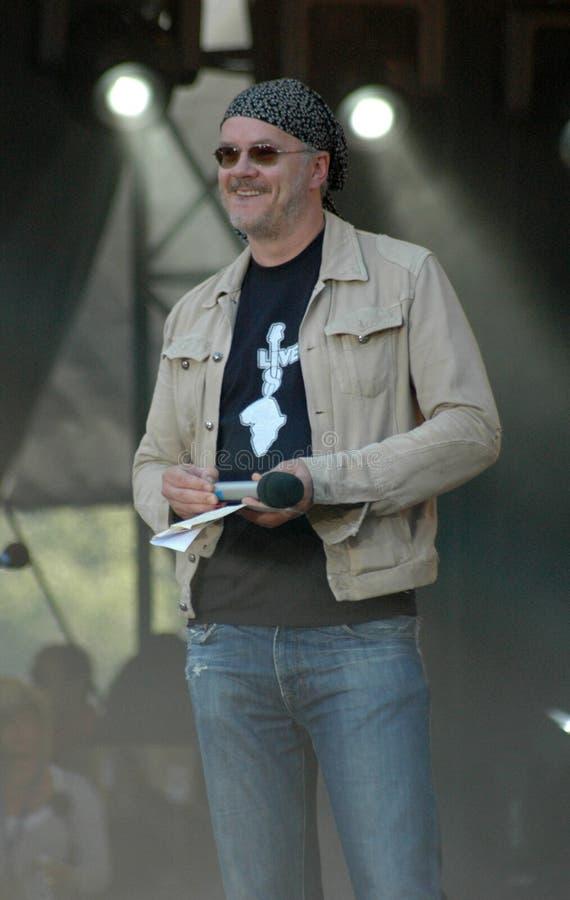 Tim Robbins стоковое фото rf
