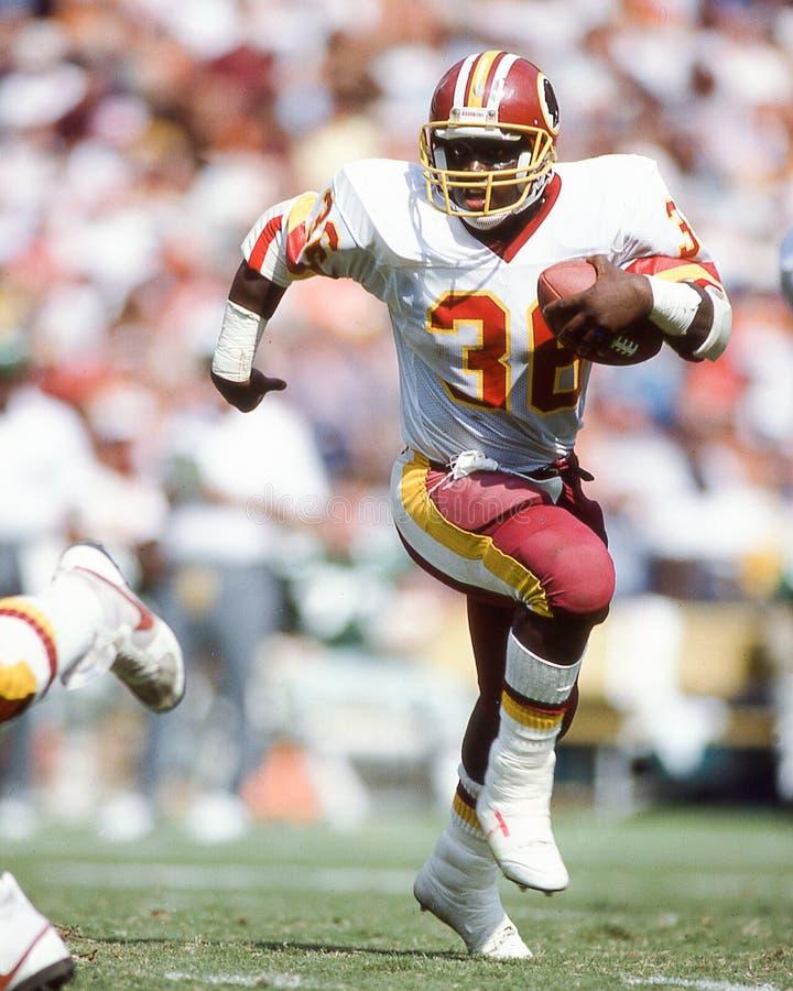 Tim Smith, Washington Redskins foto de stock royalty free