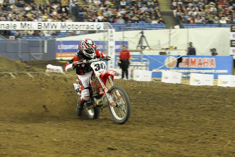 Tim Tremblay Supermotocross 2009 Editorial Photo