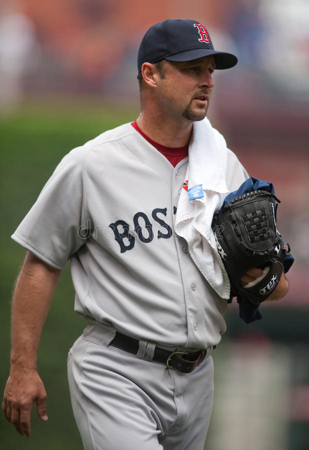 Tim Wakefield stockfotos