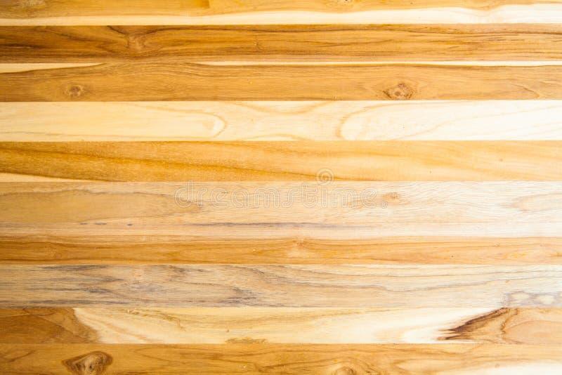 Timber предпосылка текстуры планки амбара стены Teak деревянная стоковое фото rf