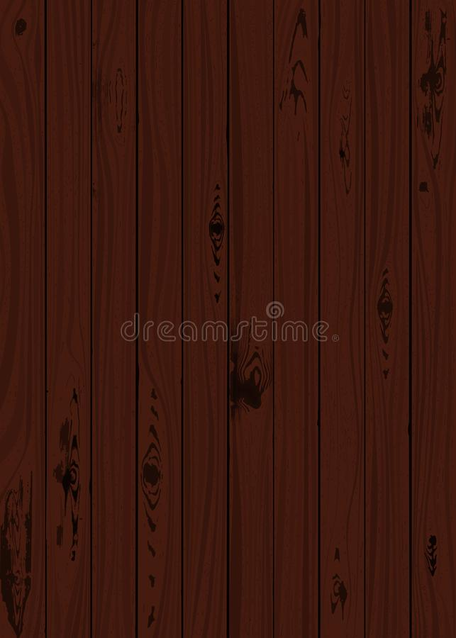 Timber texture. Wooden surface Vector illustration. Table textured design vector illustration