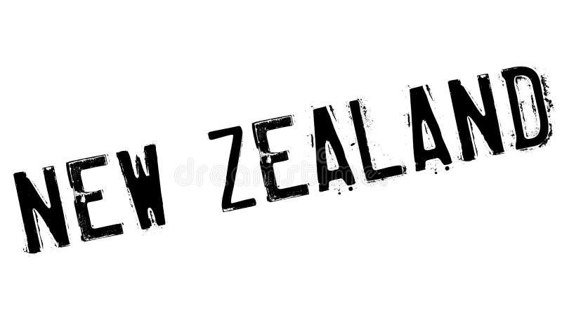 Timbre du Nouvelle-Zélande image libre de droits