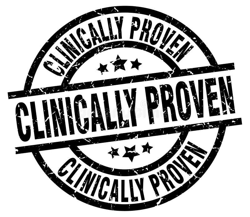 Timbre médicalement prouvé illustration libre de droits