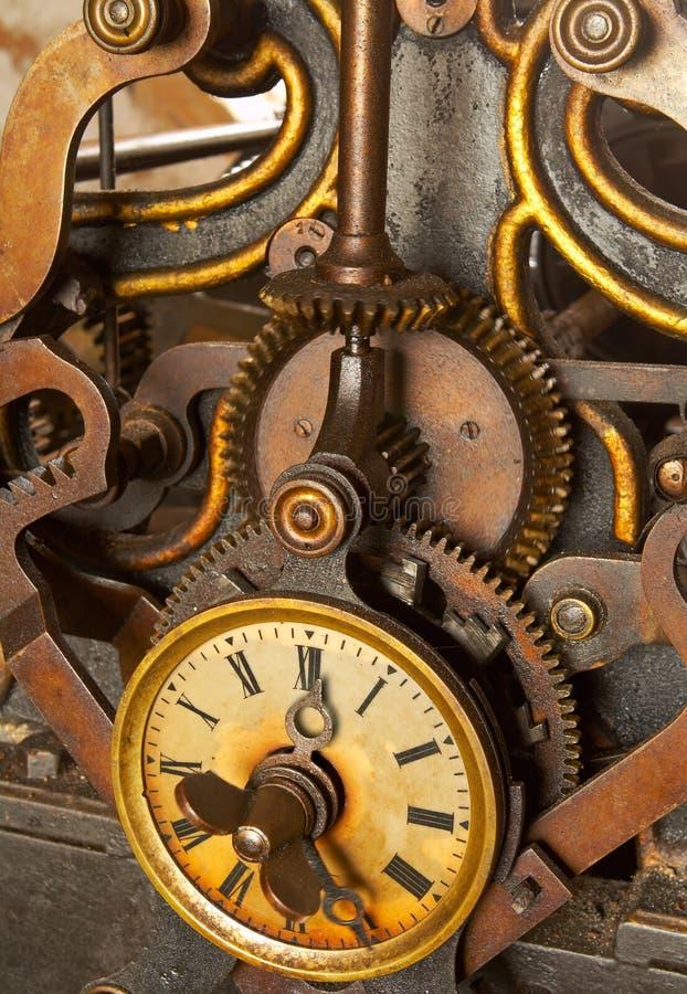 Download Time stock image. Image of gears, ancient, mechanism, cogwheel - 1702325