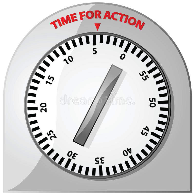Download Time For Action Royalty Free Stock Photo - Image: 19299215