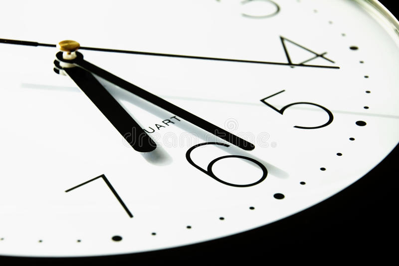 Time background stock image