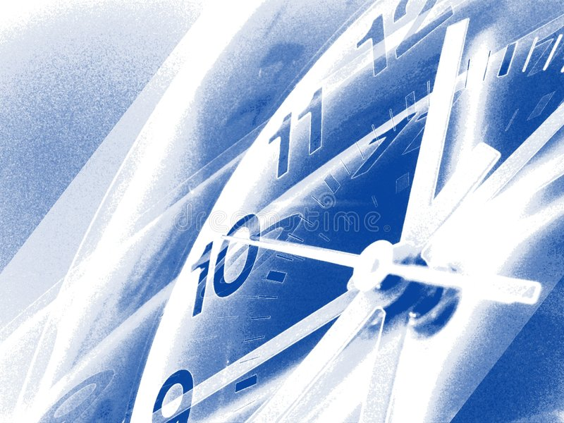 Time background 4 royalty free illustration