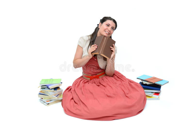 Download Time for books stock image. Image of read, people, literature - 25183695