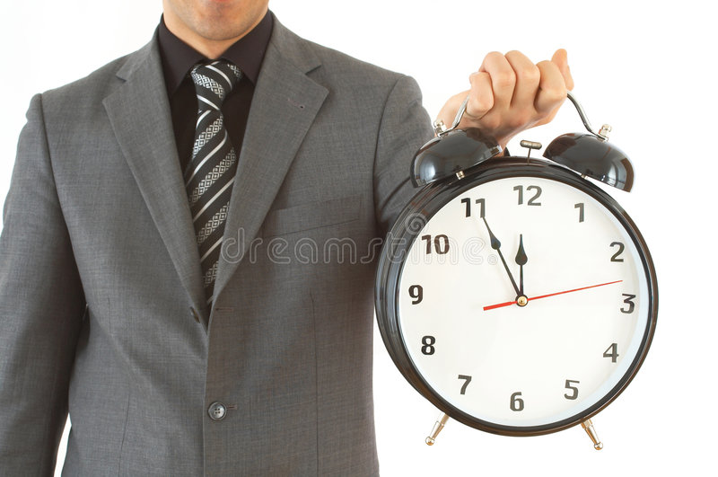 Time for business stock photography