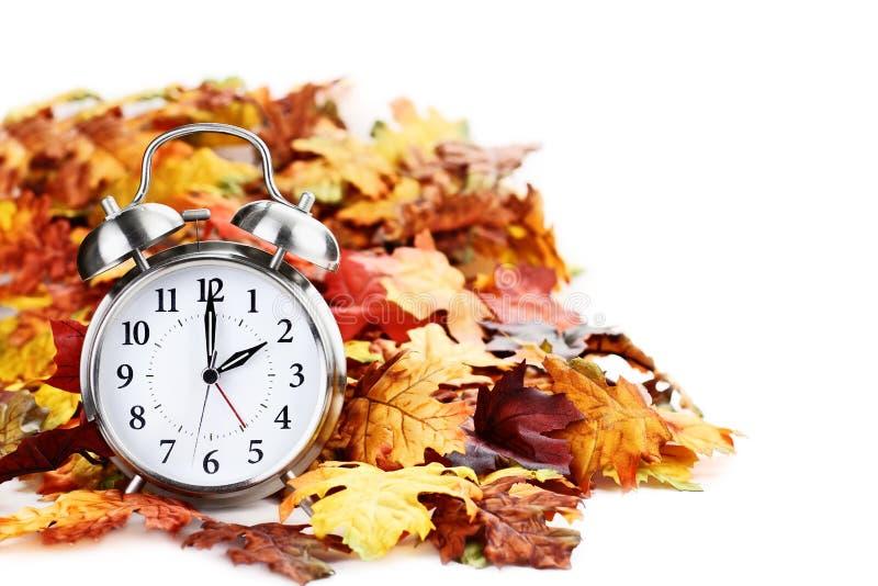 Time Change Daylight Savings stock photography