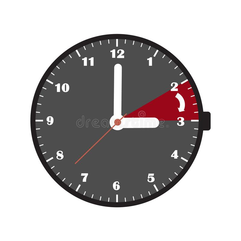 Free Time Change For Spring Season Royalty Free Stock Images - 111098749