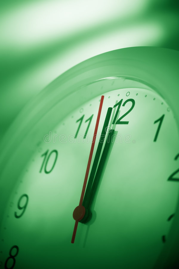 Download Time clock stock image. Image of minute, moody, ticking - 3775231