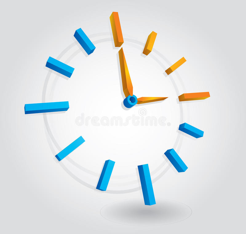 Download Time concept stock vector. Image of icon, hour, counter - 24561308