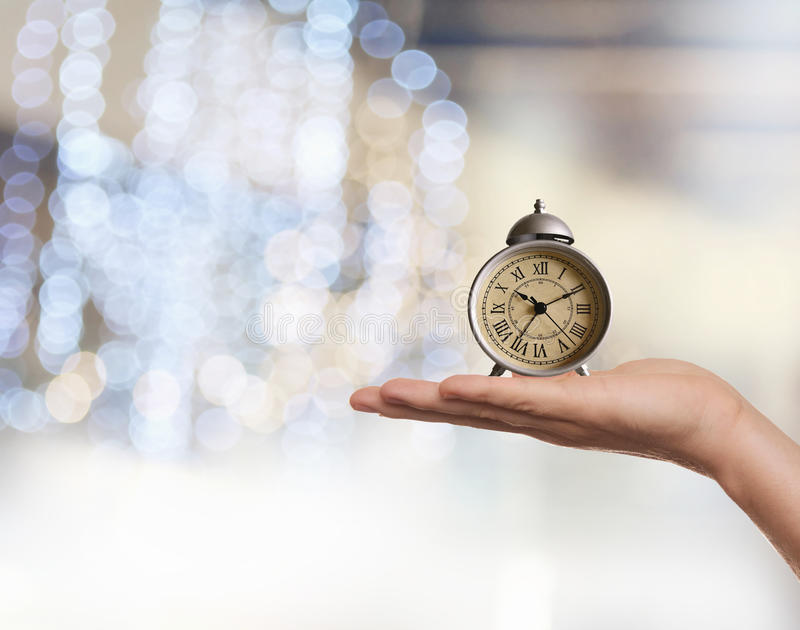 Time conceptual image. Time and priorities conceptual image royalty free stock photo
